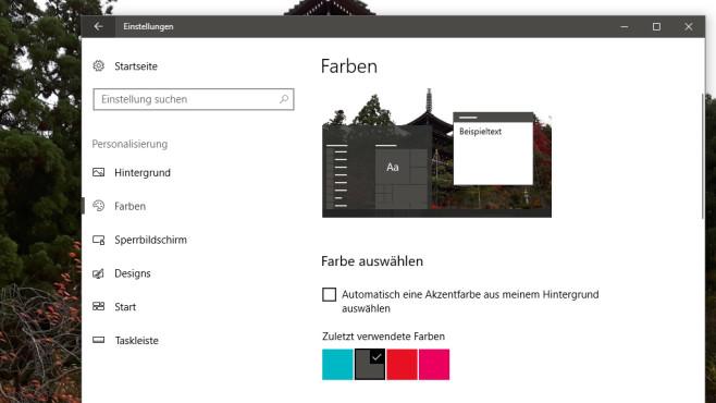 Windows-i – Einstellapp zum Konfigurieren ©COMPUTER BILD