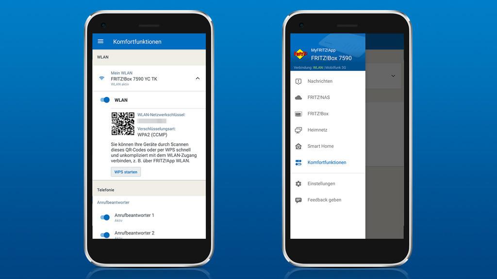 Myfritz Net App