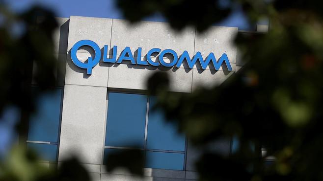 Qualcomm-Gebäude in Kalifornien©gettyimages/Justin Sullivan