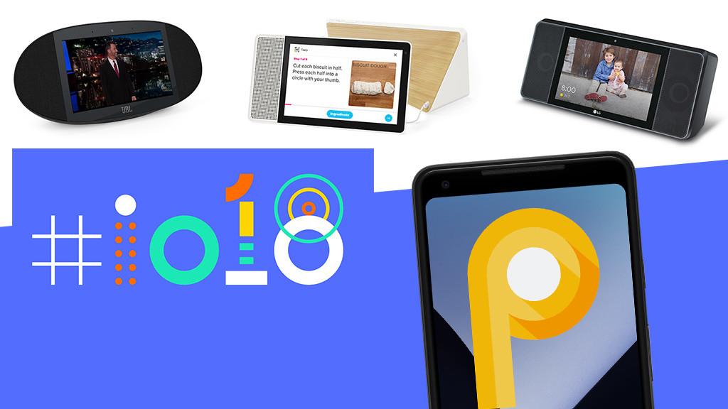 Google I/O 2018: Android P, TV, Auto & Co. – was zeigt Wundertüte Google? Android, Auto, TV & Co. – was stellt Google-CEO Sundar Pinchai auf der I/O 2018 alles vor?©Google, COMPUTER BILD