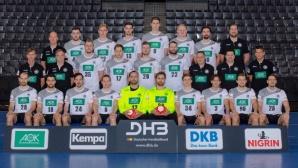 Handball-Nationalmannschaft©Sascha Klahn/DHB