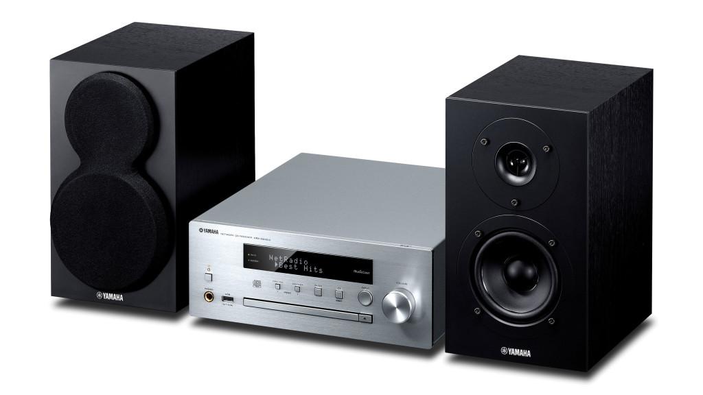 Stereo-Anlage  Yamaha MCR-N470 im Test - AUDIO VIDEO FOTO BILD 381c959604fcf