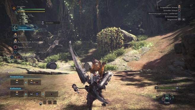 Monster Hunter – World: Die besten Waffen – so schlagen Sie sich durch!©Capcom