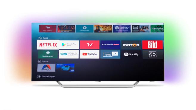 Philips Fernseher Wifi Lässt Sich Nicht Einschalten : Fernseher im test die besten tv geräte für kabel satellit