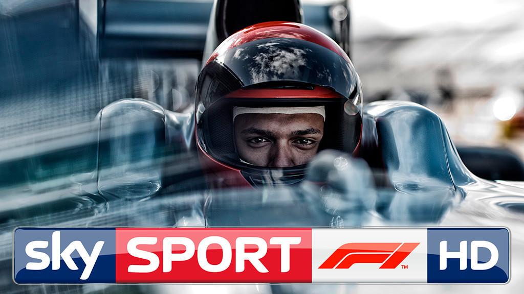Formel 1 Stream Sky