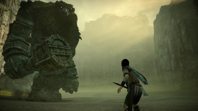 Shadow of the Colossus©Sony