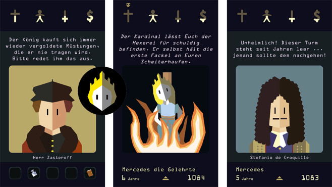 Reigns – Her Mejesty © Devolver Digital