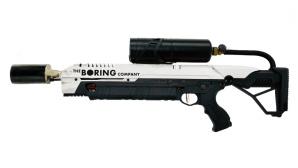 The Boring Company Flamethrower©The Boring Company