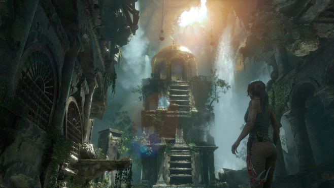 Rise of the Tomb Raider: Benchmark-Test ©Square Enix