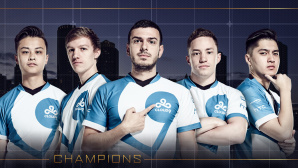 Cloud9 als Gewinner © ELEAGUE Boston Major