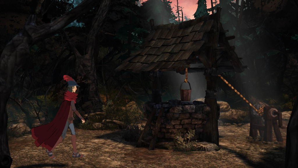 Screenshot 1 - King's Quest – Chapter 1: A Knight To Remember