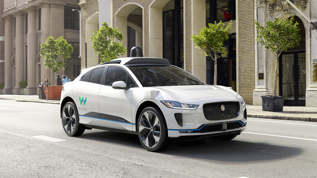 Waymo: Google entwickelt am autonomen Fahren – Infos, News