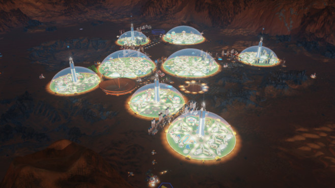 Surviving Mars © Haemimont Games