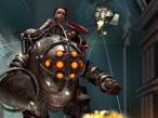 Bioshock: Big Daddy und Little Sister arbeiten grundsätzlich im Team. Besonders die großen Ungetüme sind harte Brocken.