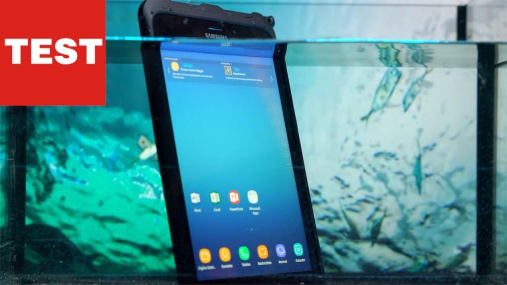 Galaxy Tab Active 2 Im Test Computer Bild