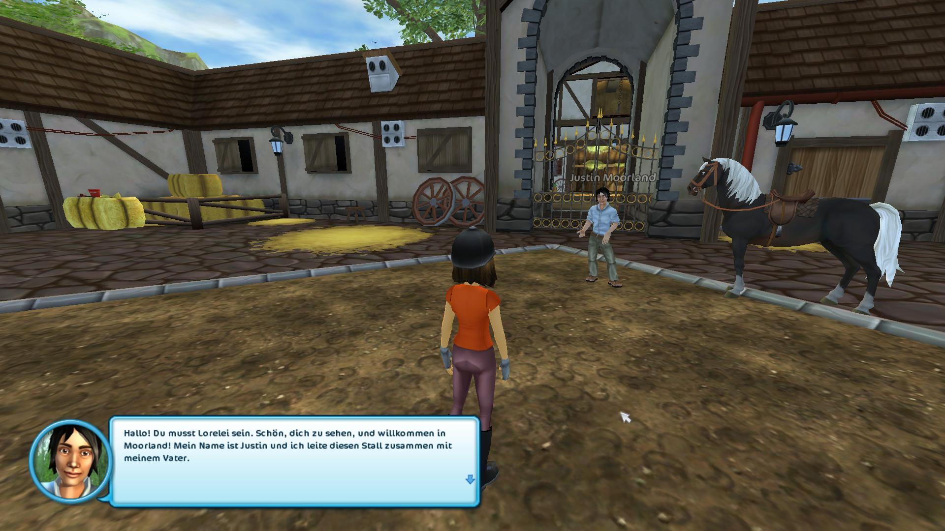 Screenshot 1 - Star Stable