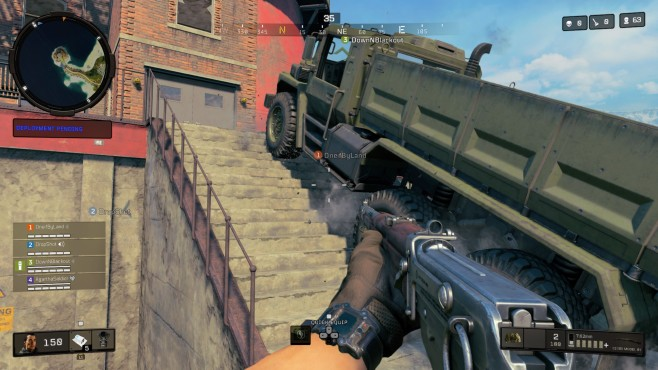 Call of Duty – Black Ops 4 Screenshot © Activision
