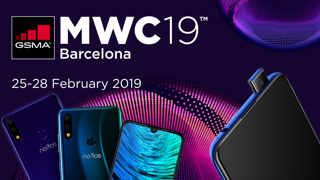 mwc 2019 sony huawei smartphones in barcelona. Black Bedroom Furniture Sets. Home Design Ideas