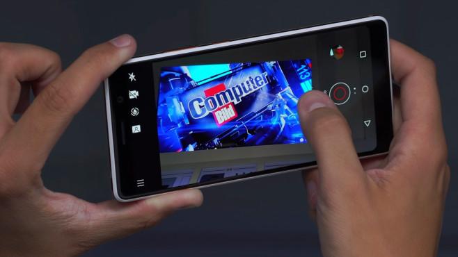 Nokia 7 Plus: Dual-Kamera von Zeiss©COMPUTER BILD