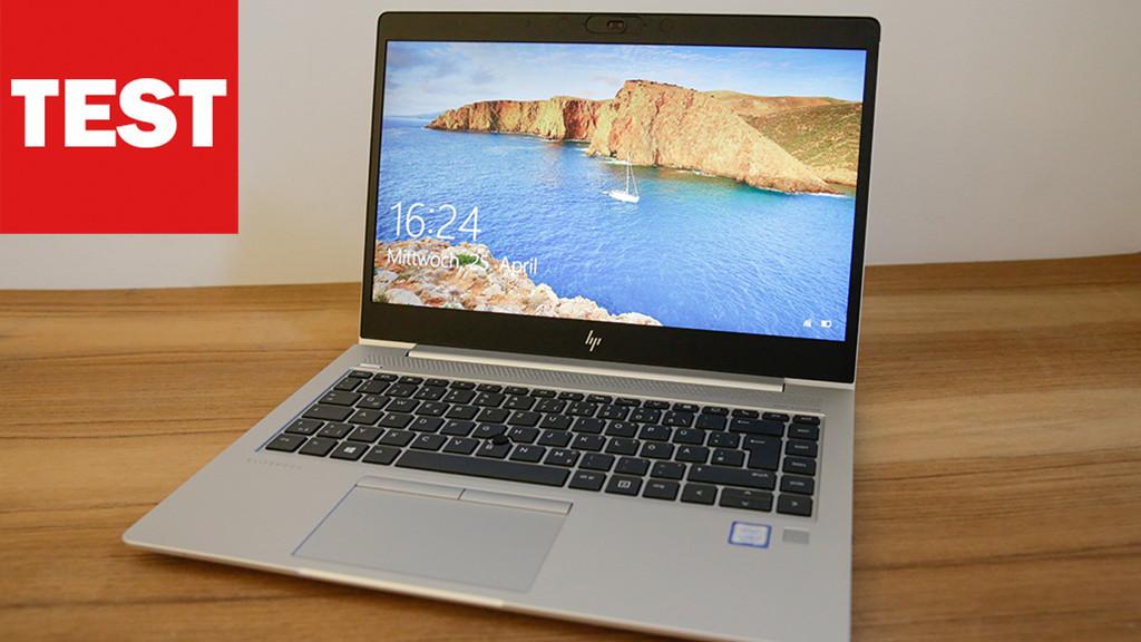 HP EliteBook 840 G5: Test, Preis, Specs - COMPUTER BILD