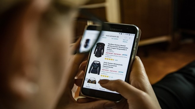 Online-Shopping©Pixabay