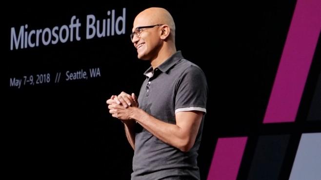 Microsoft-CEO Satya Nadella©Microsoft