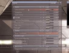 X3 Reunion: Der Handelscomputer der Station präsentiert Ihnen eine Liste mit den verfügbaren Waren und ihren Preisen.
