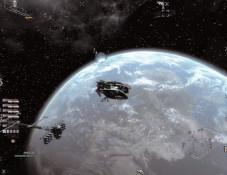X3 Reunion: Ihr Heimatsektor: Ein schöner, blauer Planet, der von Außerirdischen bedroht wird. Sie müssen ihn schützen.