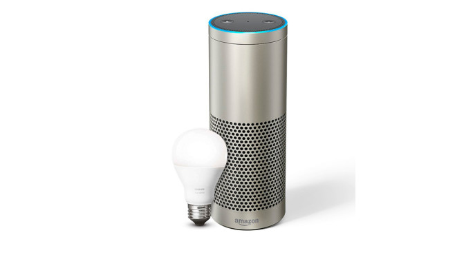 Amazon Echo Plus © Amazon