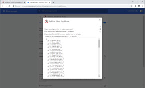 NoMiner für Chrome