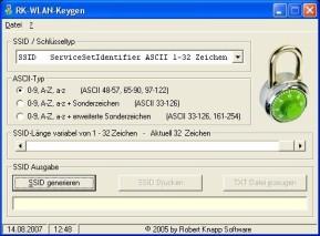RK-WLAN-Keygen
