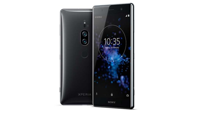 Sony Xperia XZ2 Premium©Sony