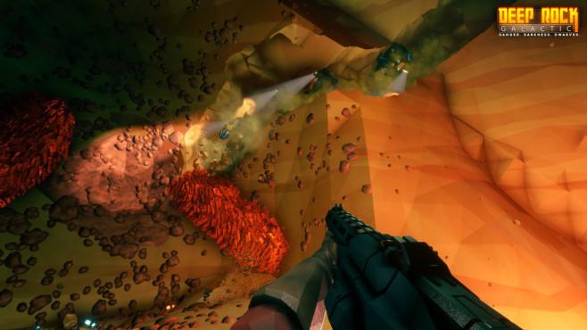 Deep Rock Galactic: Kleine Männer, große Geräte!©Ghost Ship Games