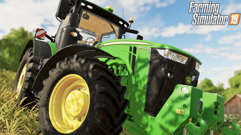 Landwirtschafts-Simulator 19©Astragon