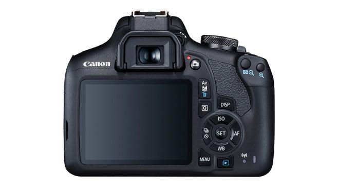 Canon EOS 2000D©Canon