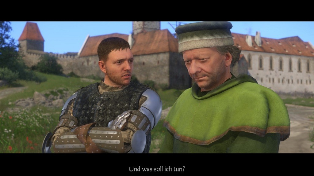 Screenshot Kingdom Come - Deliverance: Heinrich und Tobias © Warhorse Studios