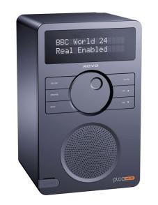 Das Gerät empfängt per WLAN mehr als 5.500 Radiosender aus aller Welt.