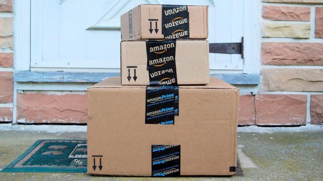 Amazon-Lieferung©Getty