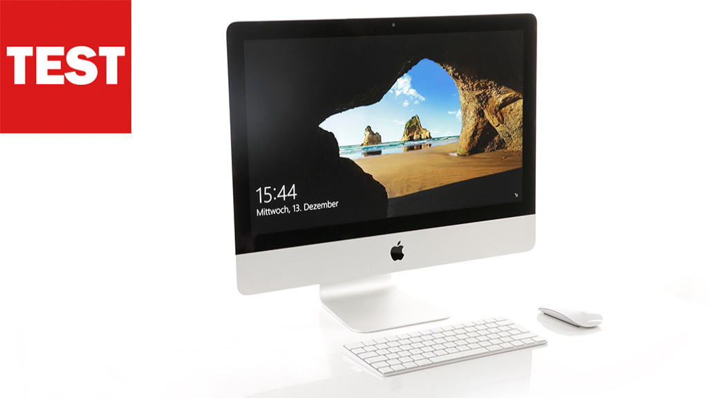 Apple iMac im Test©APPLE, COMPUTER BILD
