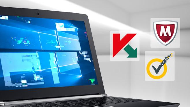 Malware Loschen Windows Von Viren Befreien Computer Bild