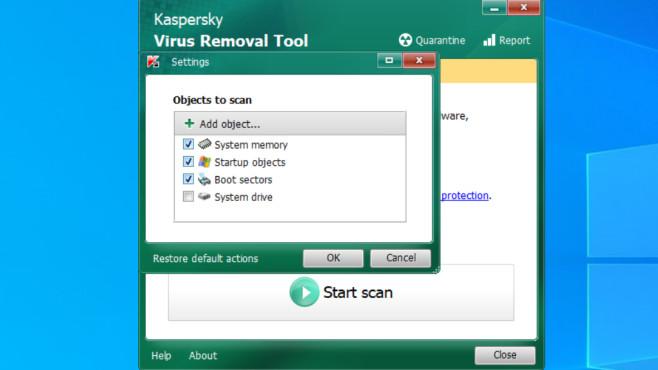 Malware löschen: Windows gründlich von Viren befreien – Tipps und Tools McAfee©COMPUTER BILD