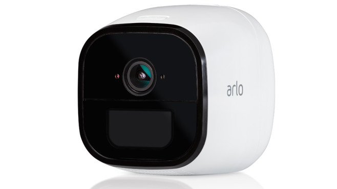Arlo Go Mobile Security Camera © Arlo