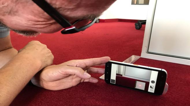 Caterpillar cat s61: outdoor smartphone im test computer bild