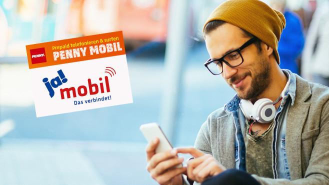 Penny Mobil / Ja Mobil im Test©istock/DaniloAndjus, Penny / Ja Mobil