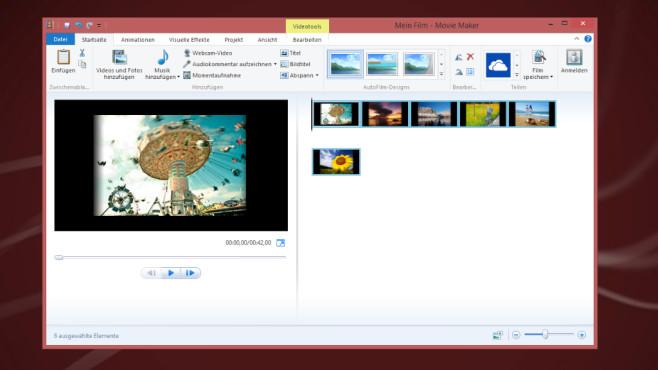 Windows Movie Maker: Die besten Tipps zur simplen, kostenlosen Videobearbeitung©COMPUTER BILD