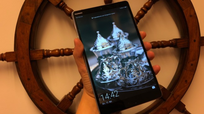 Huawei MediaPad M5©COMPUTER BILD