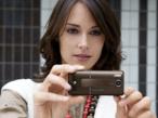 Jetzt kommen die Internet-Navi-Handys Sony-Ericcson K770i: Eine 3,2-Megapixel-Kamera mit Autofokus sorgt f�r scharfe Bilder.