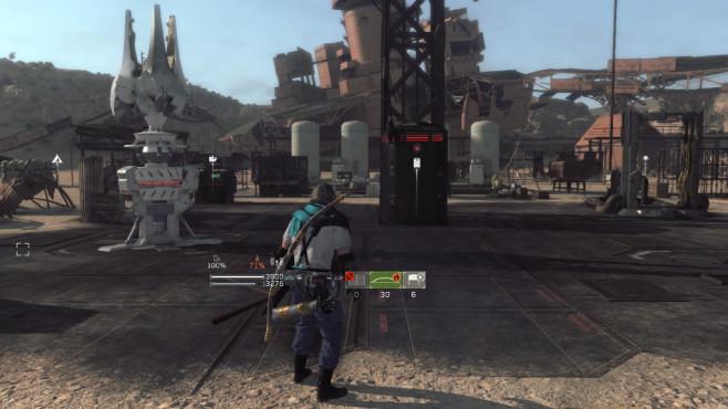 Metal Gear Survive im Test©Konami