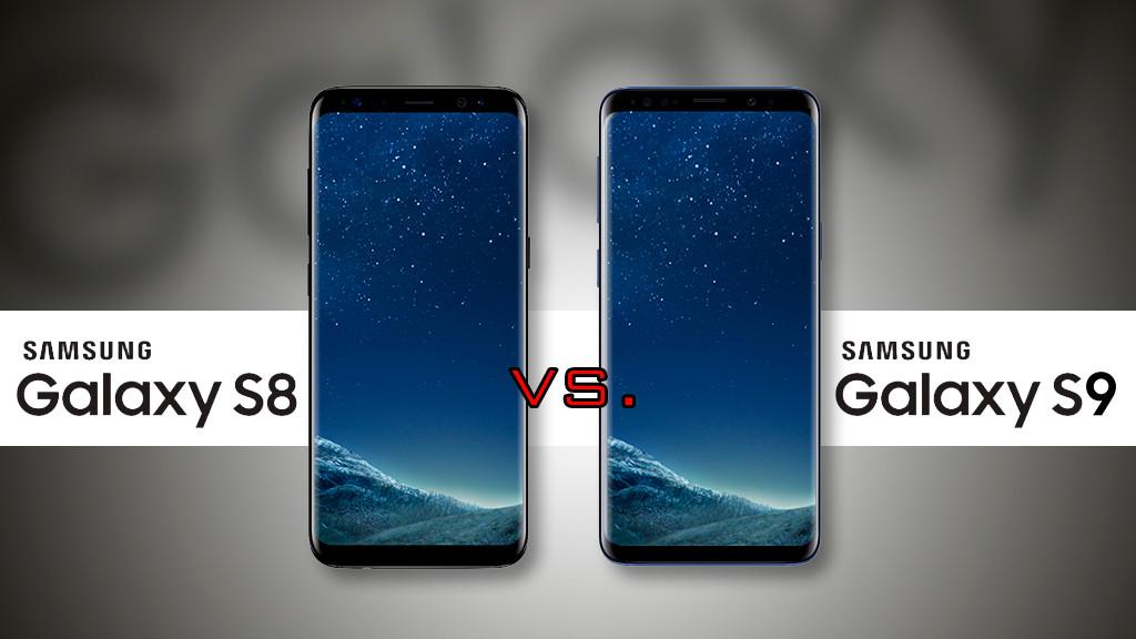 Handyvergleich samsung s8 und s9