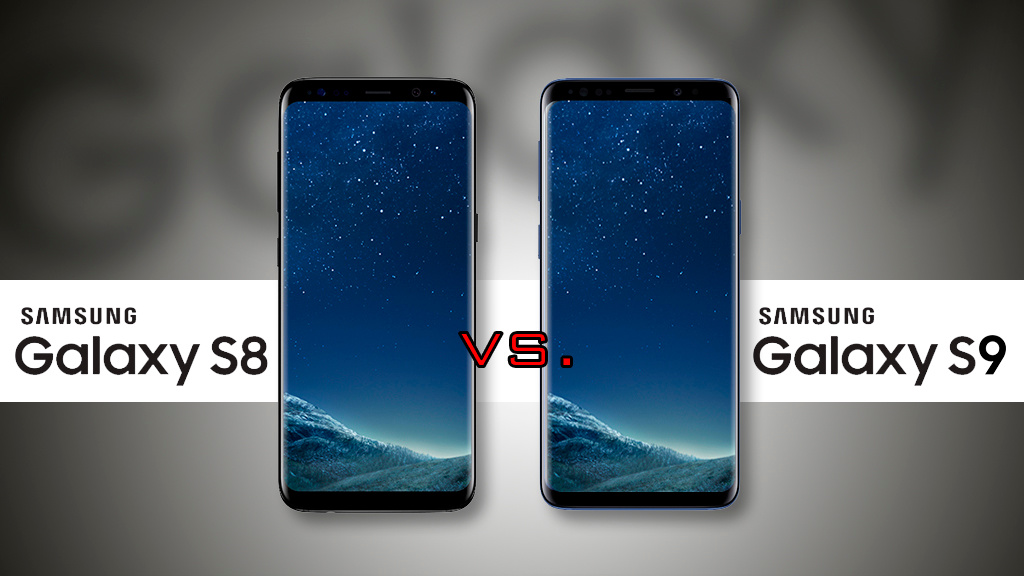 samsung galaxy s8 vs s9 das test duell computer bild. Black Bedroom Furniture Sets. Home Design Ideas